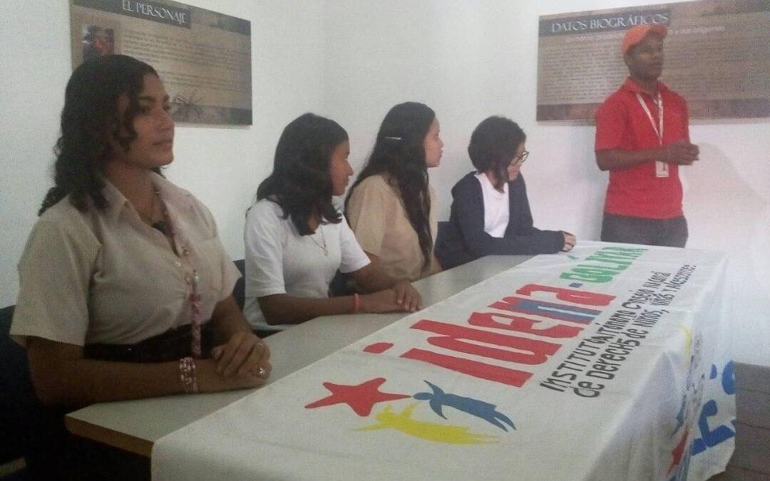 Brigadas de Formación en Comunicación Popular de Niños, Niñas y Adolescentes