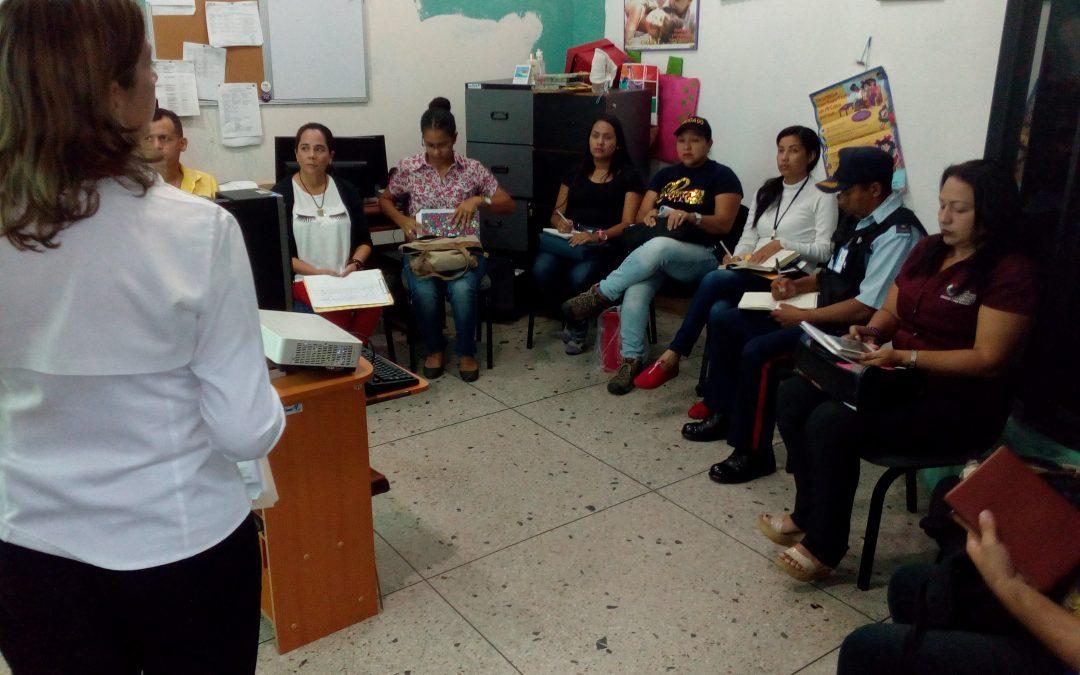 """El Idenna promueve campaña """"¡Alto! a los juegos de envite y azar"""" en diferentes municipios del eje llanero"""