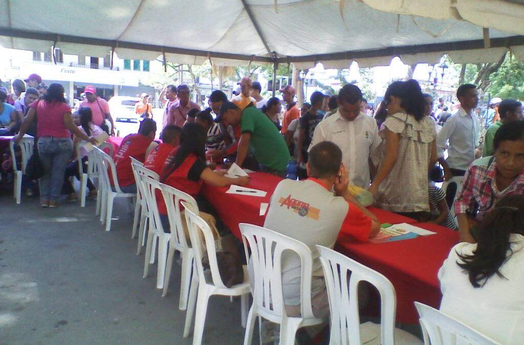 Idenna brindó asesoría legal y asistencia integral a habitantes del Guanarito en Portuguesa