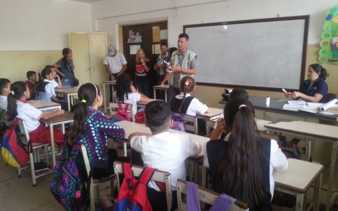 Idenna impartió talleres formativos a 10 mil niños tachirenses en el 2017