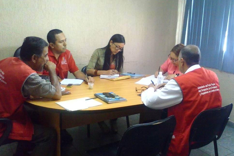 Idenna sostuvo encuentro con los Consejos de  Protección Jiménez y Palavecino para fortalecer políticas de protección de NNA en Lara