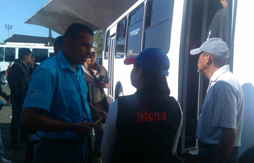 Idenna desplegó campaña informativa sobre permisos de viaje para infantes y adolescentes en San Cristóbal