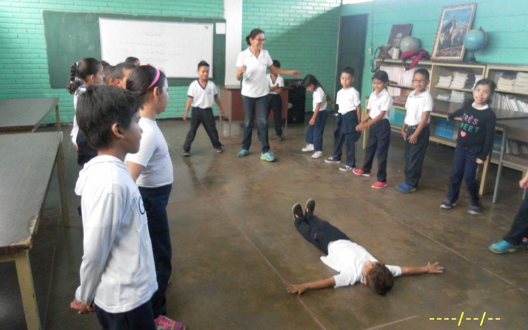 """Idenna atendió a niños y niñas de la brigada """"Sombrero de la Ñ"""" en el estado Aragua"""