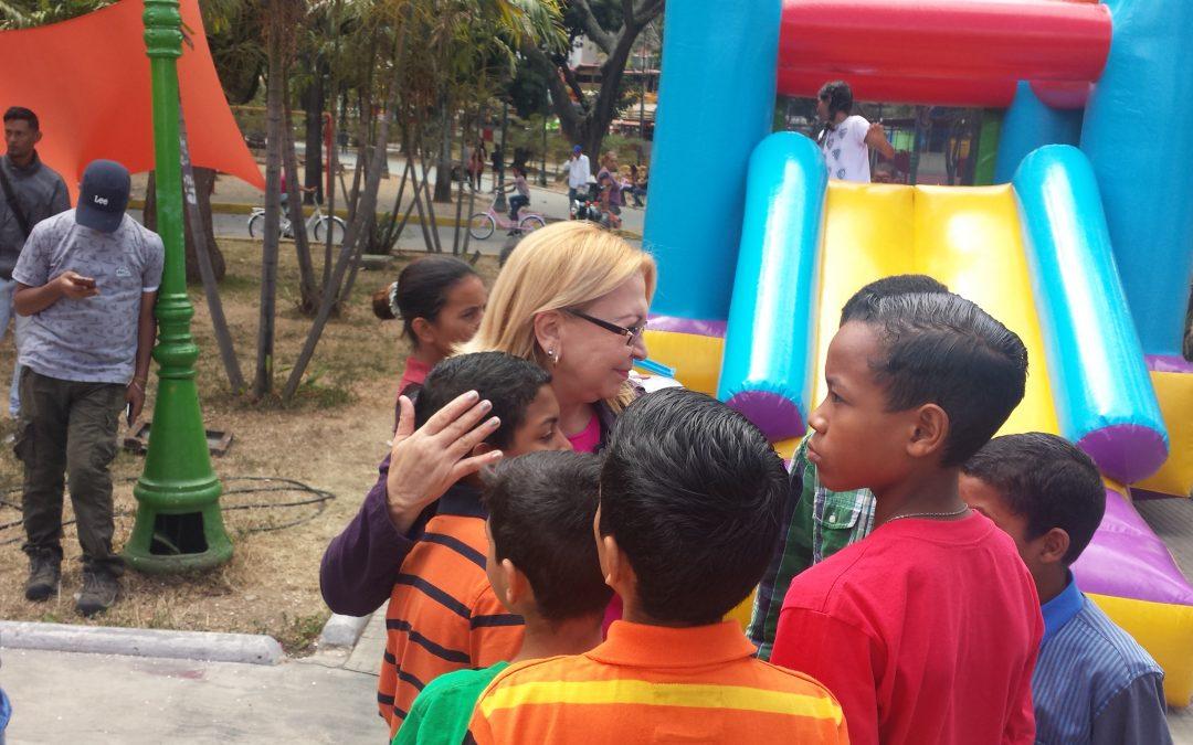 "Idenna participa en octavita ""Carnavales Caribe Caracas 2018"""