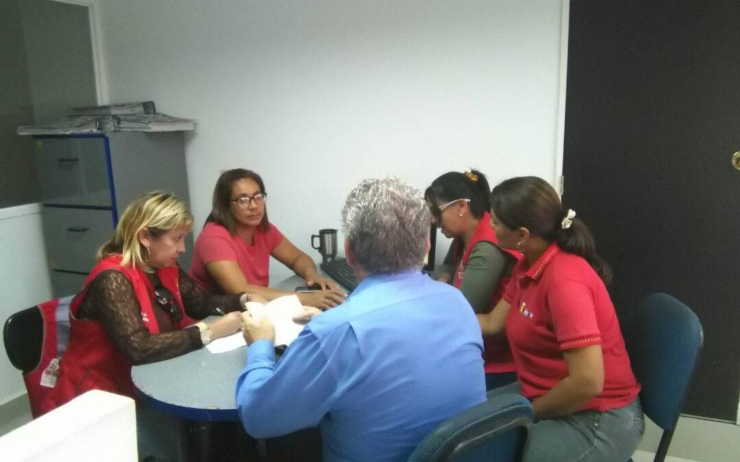 Servidores del Idenna refuerzan conocimientos en materia de protección en Lara