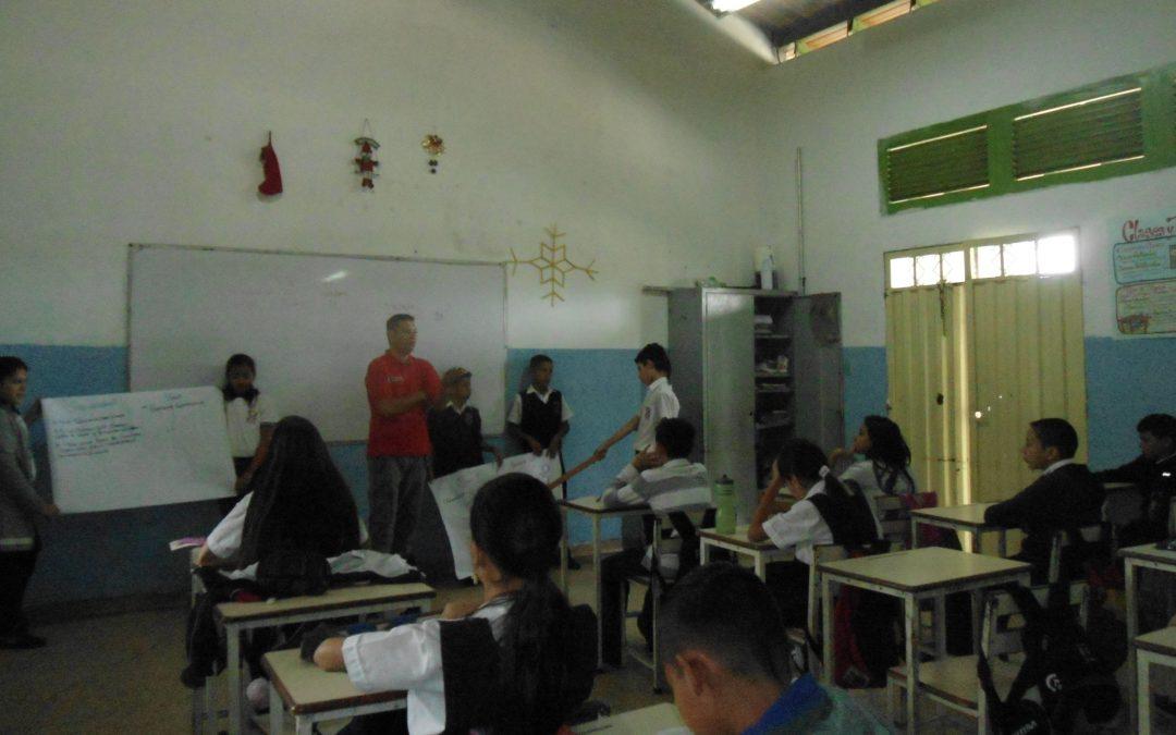 "Idenna dictó charla sobre Sexualidad Responsable en Escuela ""Rafael Álvarez"" en Táchira"
