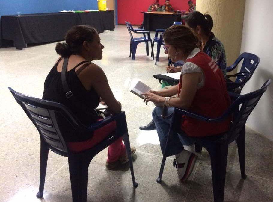 Idenna continúa con los  abordajes de niños niñas y adolescentes en situación de riesgo social