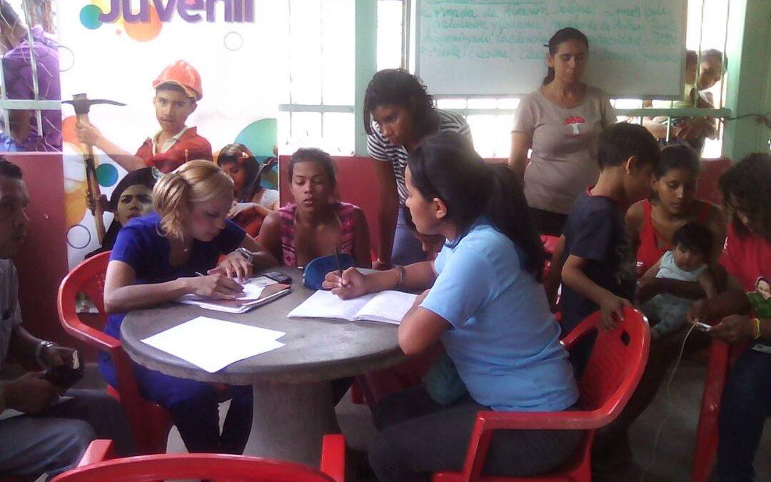 Idenna formó a 250 integrantes del Plan Chamba Juvenil