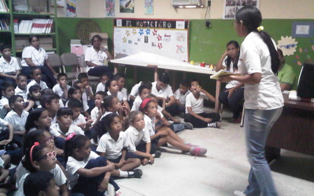 Idenna realizó taller sobre Deberes y Derechos de NNA en Sucre
