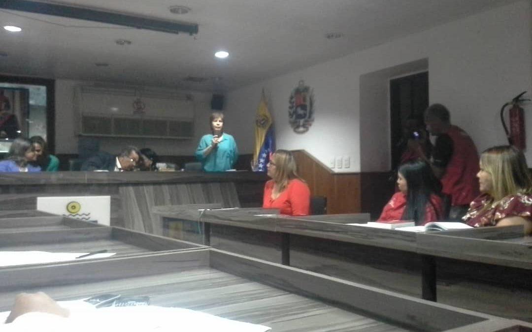 """Idenna asistió al  """"I Encuentro Regional de Cmdnna y Cpnna""""  en Bolívar"""