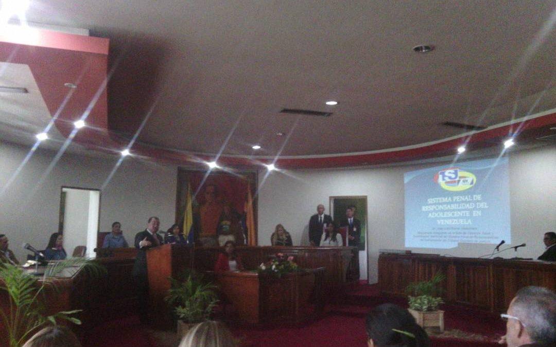 Idenna participó en la celebración del X Aniversario del Sistema de Protección de NNA