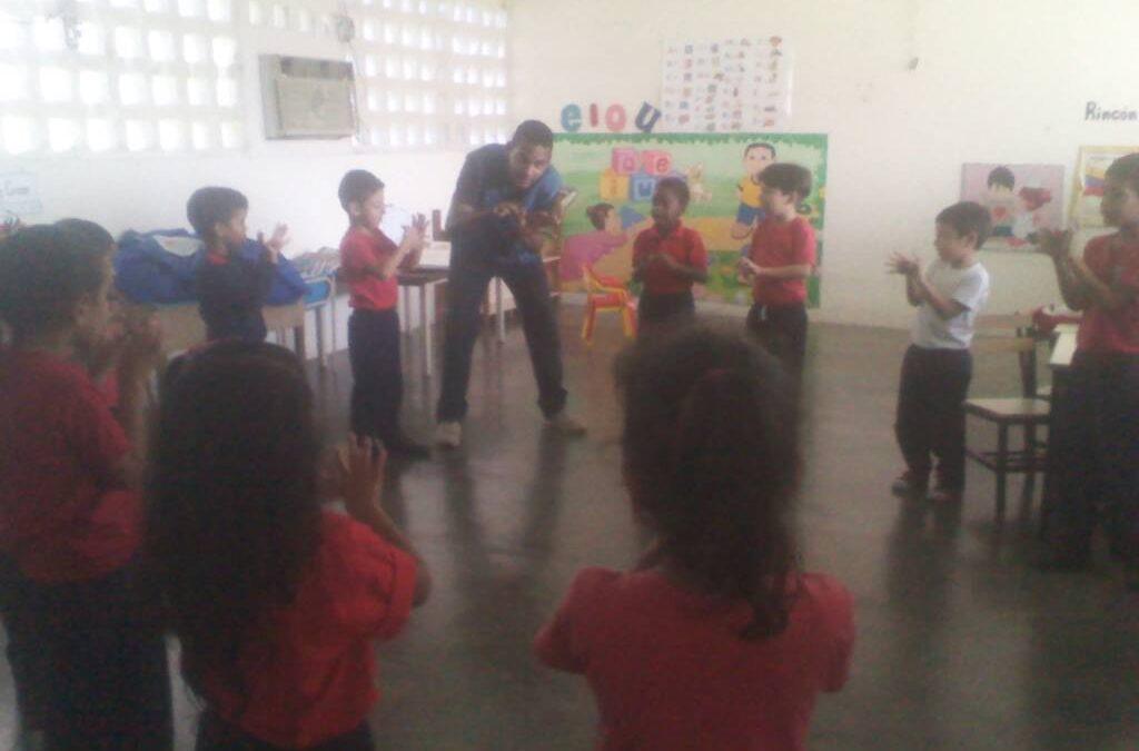 """Idenna realizó actividad recreativa y formativa en el CEIS  """"Ceferino Rojas Díaz"""""""