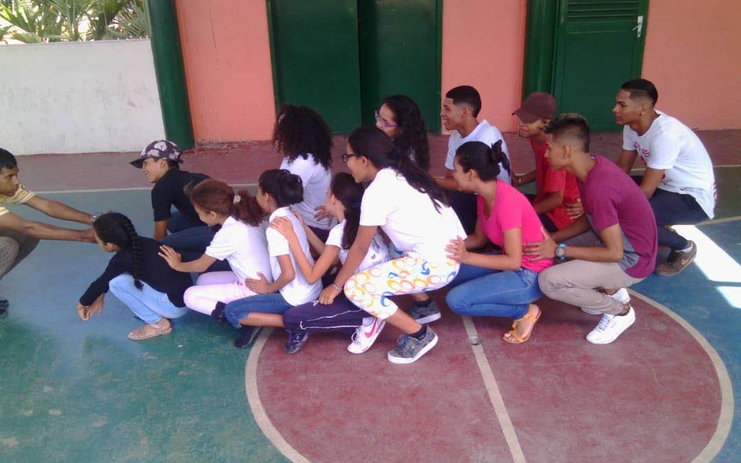 Idenna estimuló el desarrollo de habilidades para la vida en adolescentes trabajadores de Lara