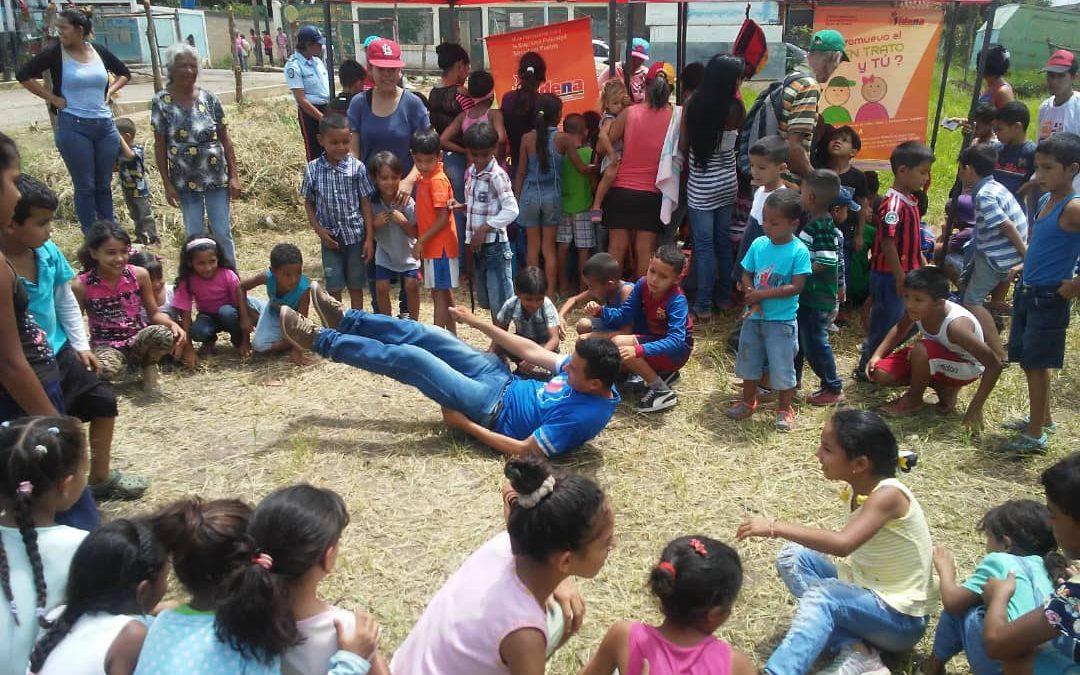 Continúa la atención a las comunidades larenses con jornadas integrales