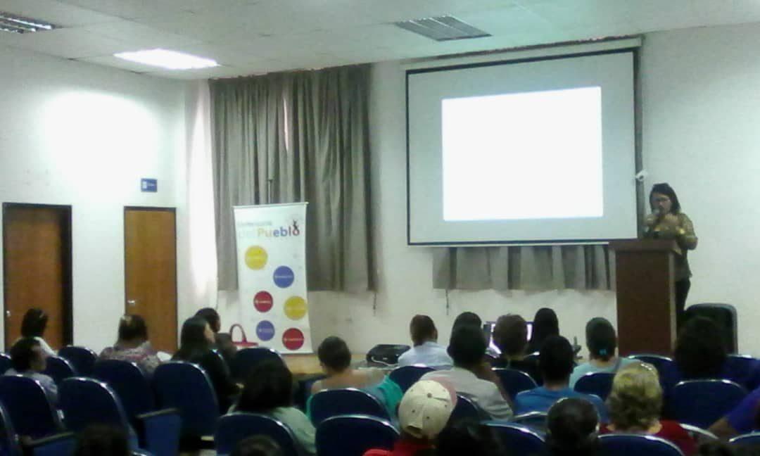 Sistema Rector de Protección realizó inducción a Comités de Protección Social de Sotillo
