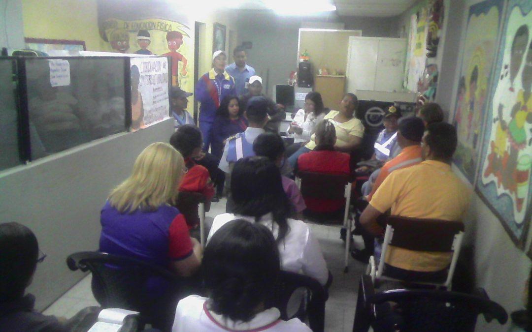 """Idenna,  Mesa del Vivir y Frente Preventivo socializan bienvenida  de """"Regreso a Clases"""" 2018-2019 en Monagas"""