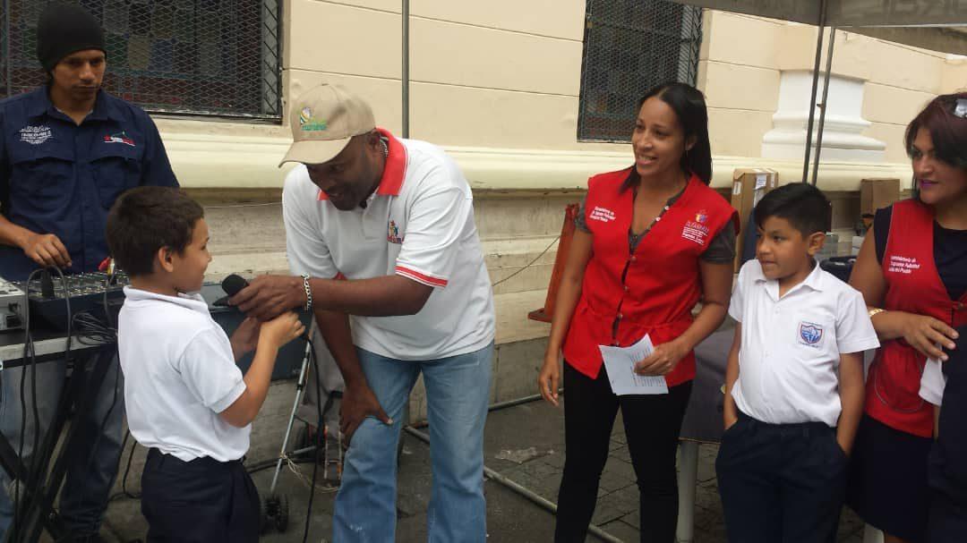 NNA celebraron el XXIX aniversario de la Convención Sobre los Derechos del Niño en Caracas