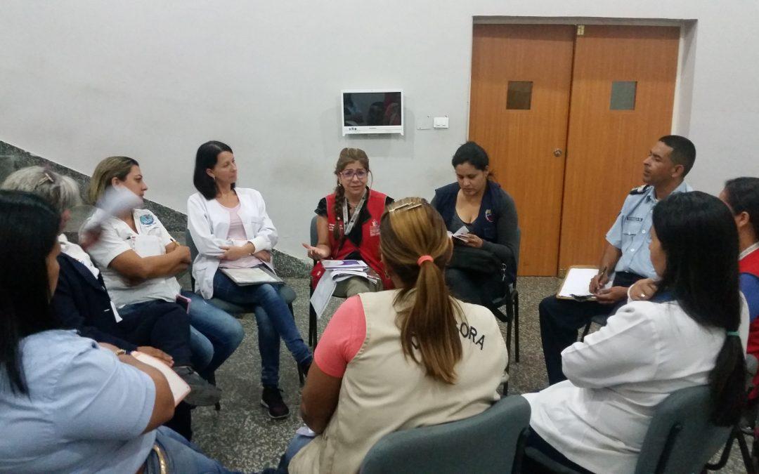Idenna participó en la actualización de procesos para la protección de NNA en Lara