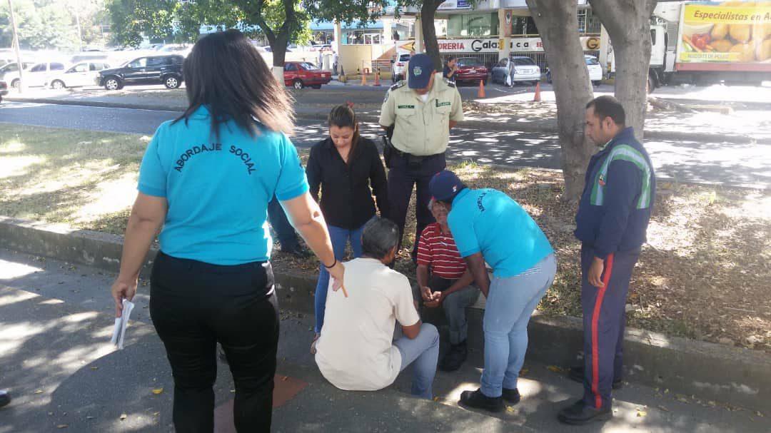 Idenna participó en la primera práctica de Abordaje Social de funcionarios policiales en proceso de formación
