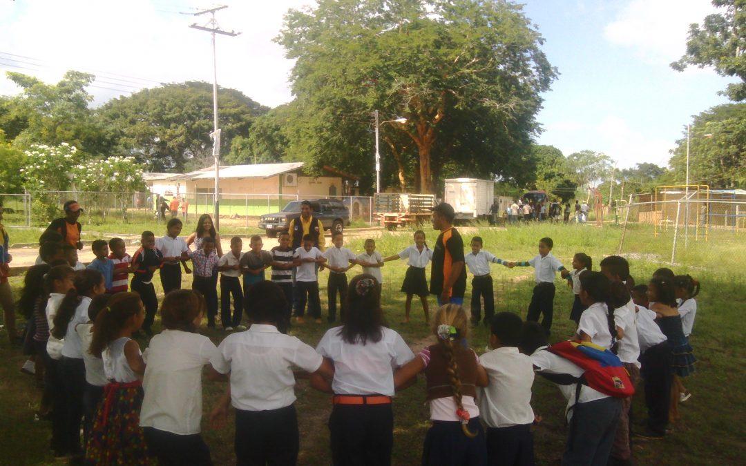 Idenna apoyó Jornada Comunal de Prevención Integral realizada en Bolívar