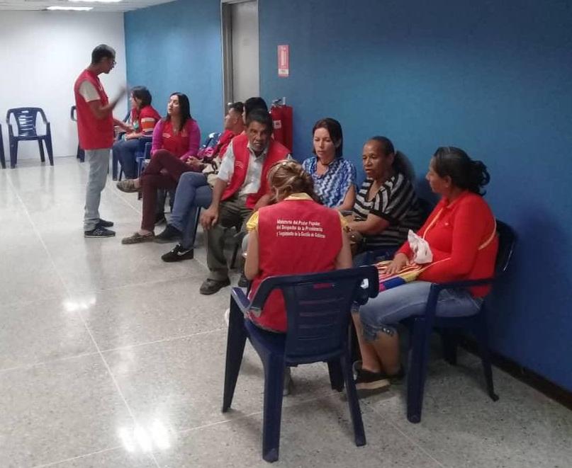 Idenna continúa con los abordajes para la atención de NNA en situación de riesgo social