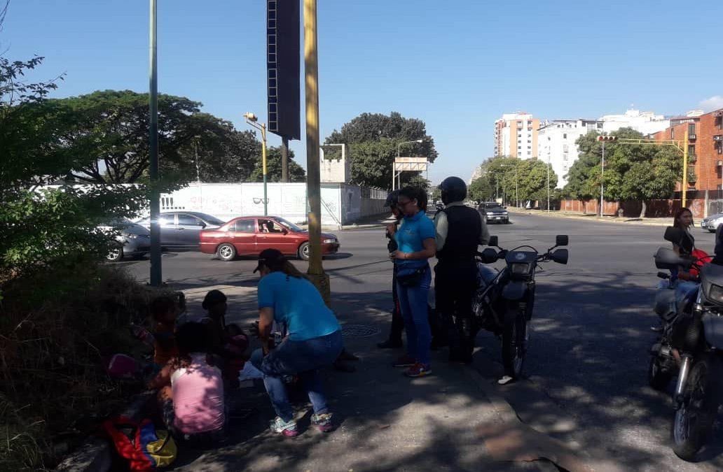 Idenna participó en abordaje social realizado en Aragua