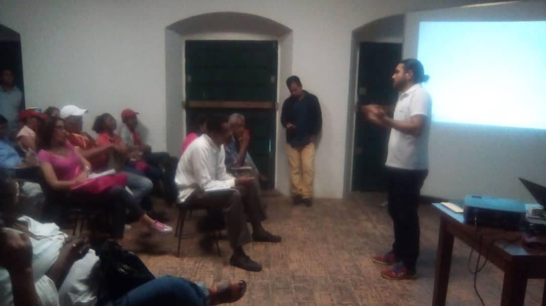 Idenna formará a las comunidades organizadas en materia de prevención y derechos de NNA en Vargas