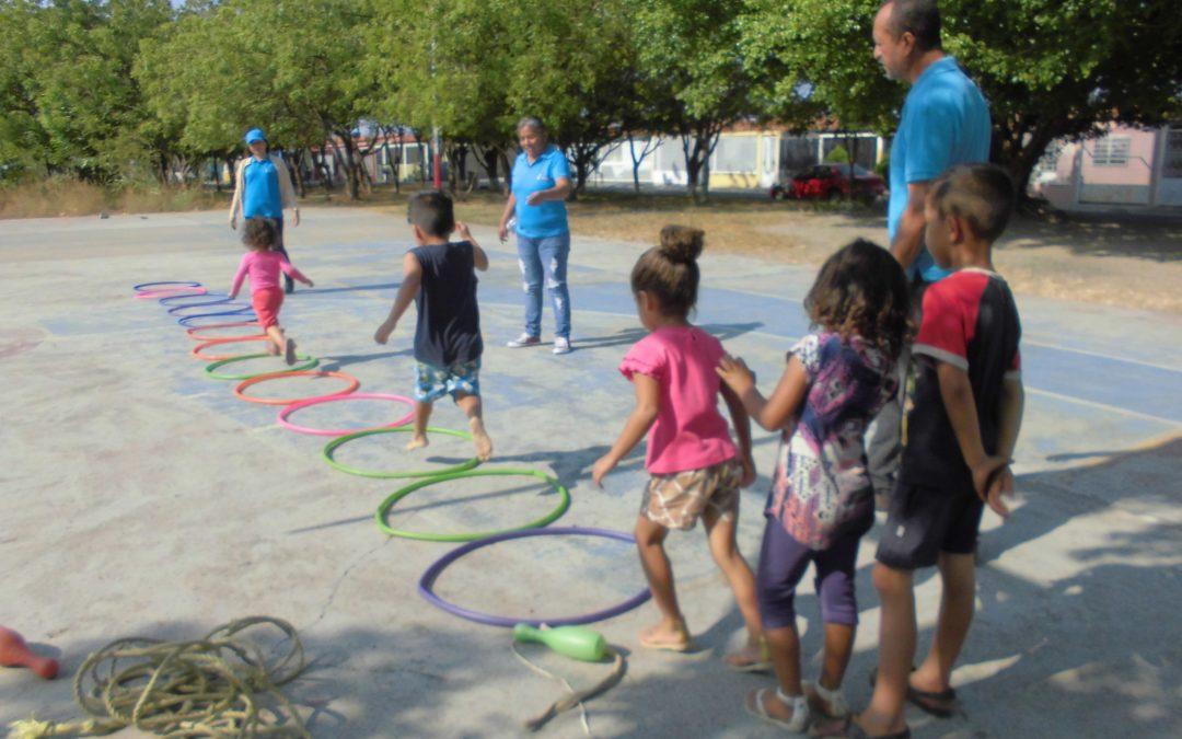 """Idenna realizó actividad formativa y recreativa a niños y niñas de la comunidad """"Valle Arriba"""" de Portuguesa"""