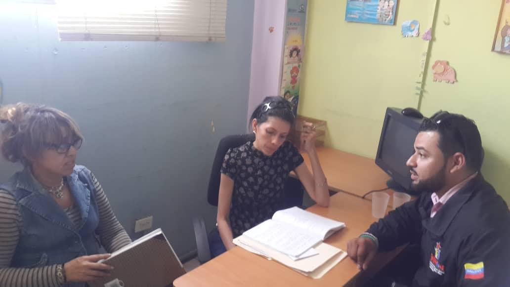 Idenna encabezó mesa de trabajo para la reactivación del Frente Preventivo en Aragua