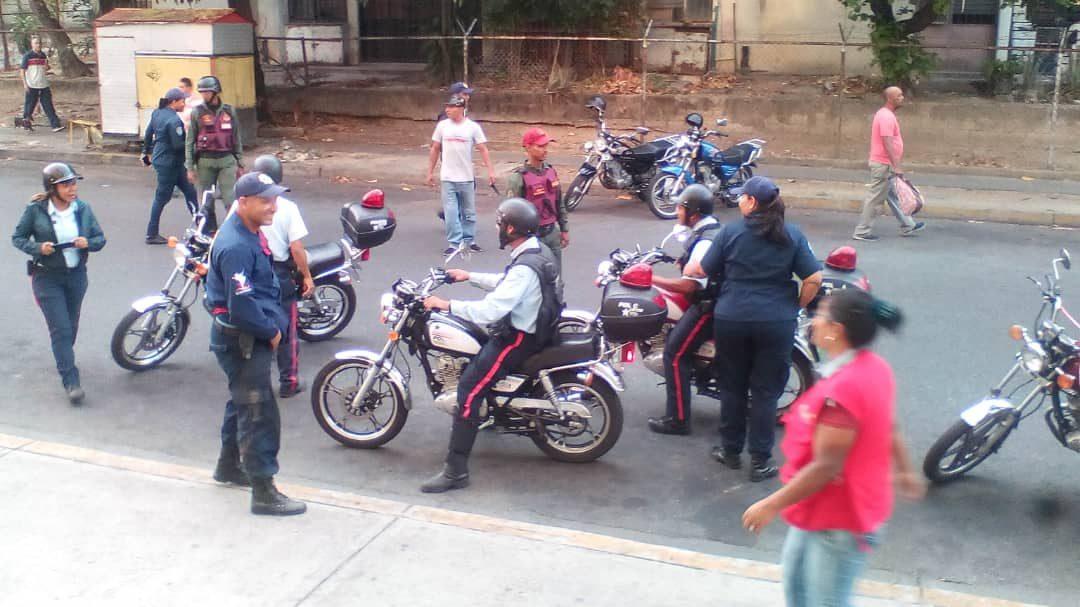 Idenna y Sipnna realizaron abordaje preventivo en Aragua