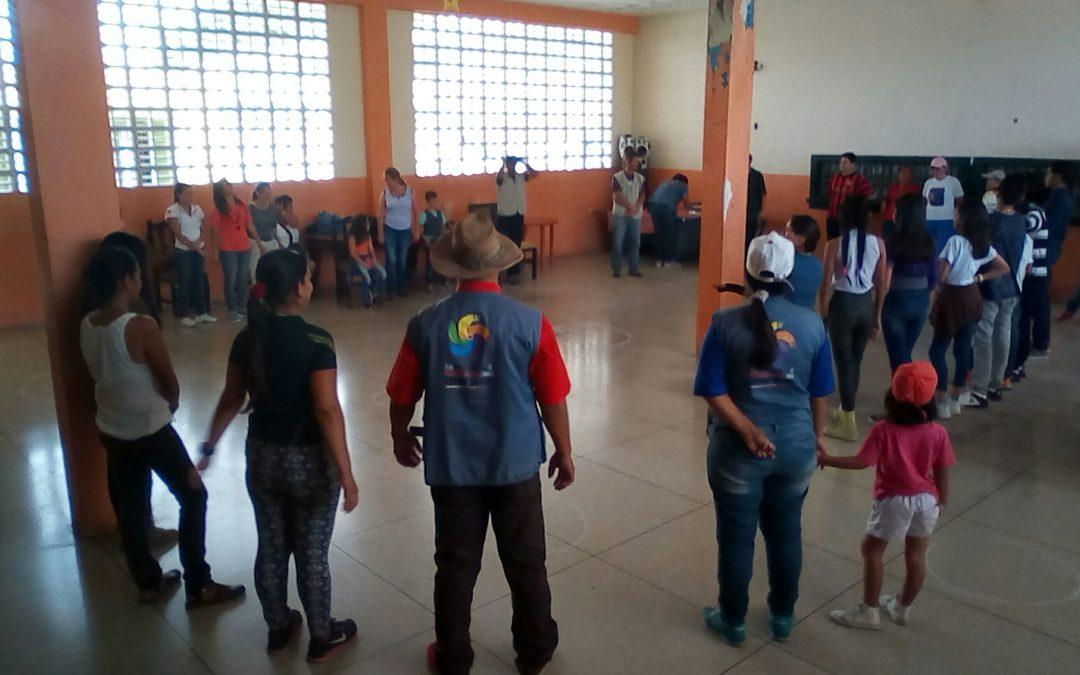 Idenna realizó jornada recreativa y formativa a NNA del las Unidades de Protección Integral del estado Mérida
