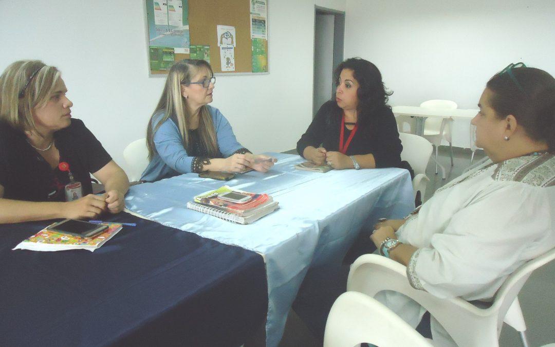 Idenna realizó encuentro con autoridades del Sipnna en el estado Monagas