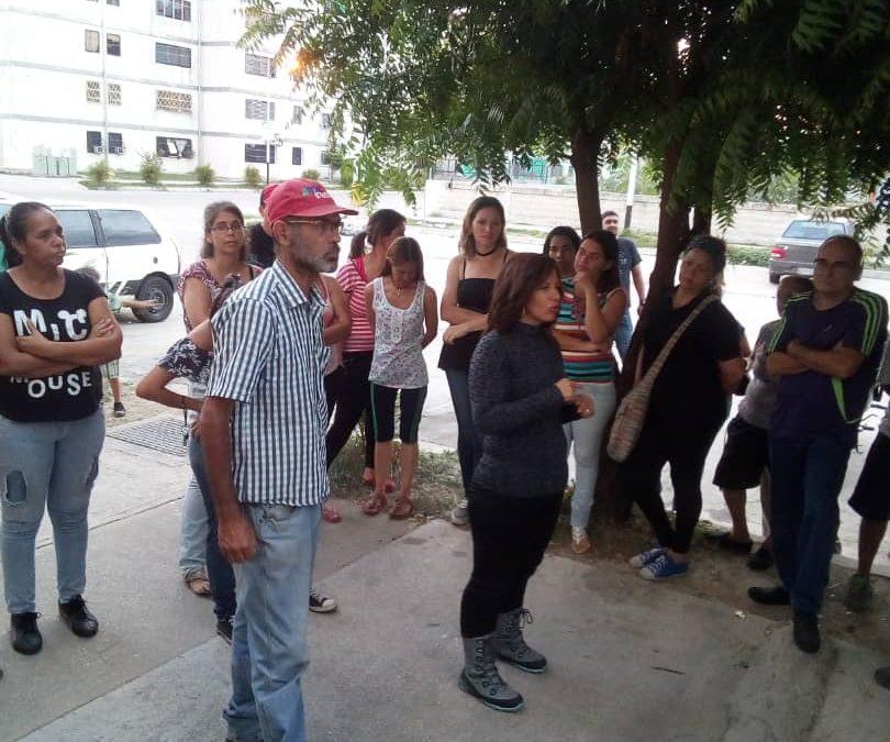 """Idenna impartió conocimientos sobre la Ley de Convivencia en  la comunidad """"Guasimal"""" del estado Aragua"""