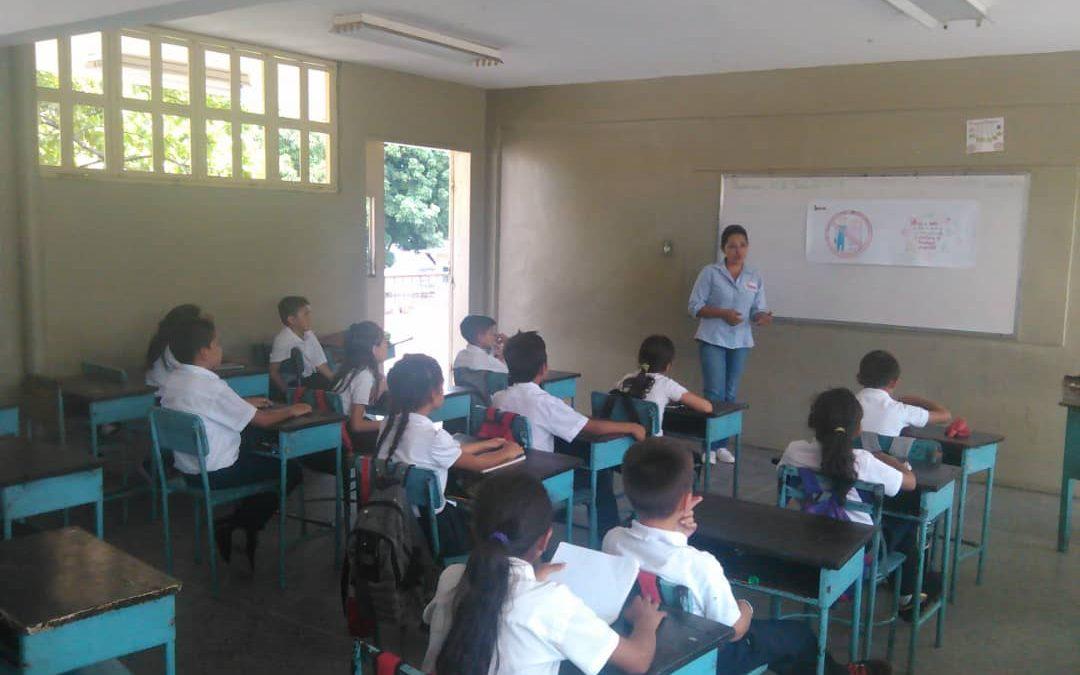"""Idenna realizó video foro sobre el """"Día Mundial contra el Trabajo Infantil"""" en diferentes planteles educativos del estado Portuguesa"""