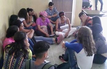 Idenna brindó formación a recreadores comunitarios en la sede del Imdera en el estado Portuguesa