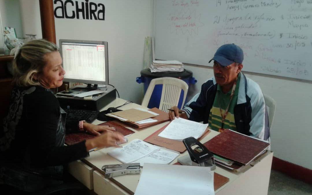 Fortalecen acuerdos del convenio formativo Idenna-Inces en el estado Táchira