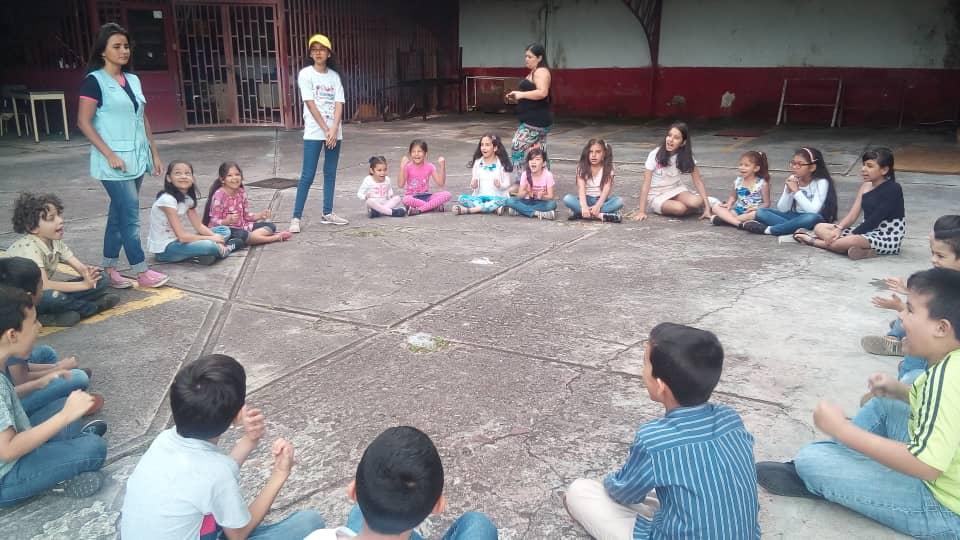 """Idenna adelantó actividades recreativas en el """"Plan Vacacional Inces 2019"""" en el estado Táchira"""